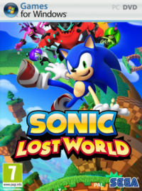 Sonic: Lost World (2015) PC | Лицензия