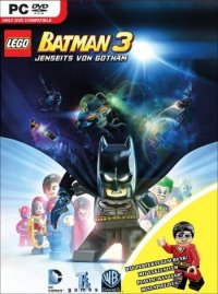 LEGO Batman 3: Beyond Gotham (2014) PC | RePack
