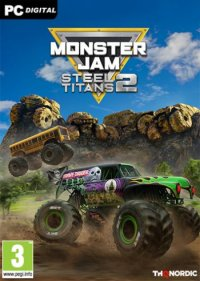 Monster Jam Steel Titans 2