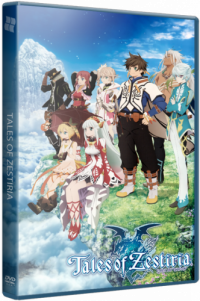 Tales of Zestiria (2015) PC | Лицензия