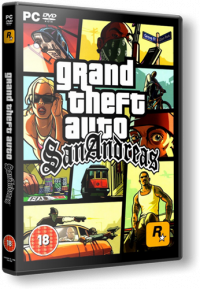 Grand Theft Auto: San Andreas - Russia Forever (2014) PC
