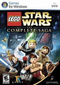 Lego. Star Wars: The Complete Saga (2009) PC | Пиратка