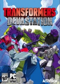 Transformers: Devastation (2015) PC | Лицензия