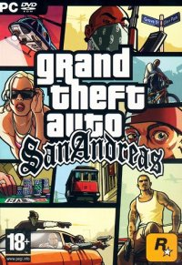 GTA / Grand Theft Auto: San Andreas - Real Cars 2014 (2005) PC | Mod