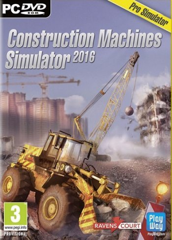 Construction Machines Simulator 2016 (2015) PC | Лицензия