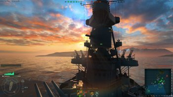 World of Warships [0.7.10.2] (2015) PC | Online-only