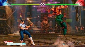 Street Fighter V: Arcade Edition [v 4.070 + DLCs] (2016) PC | RePack от xatab