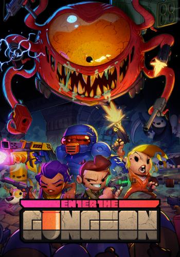 Enter The Gungeon: Collector's Edition [v 2.0.4 + DLC] (2016) PC   Лицензия