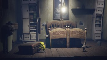 Little Nightmares: Complete Edition (2017) PC | Repack от xatab