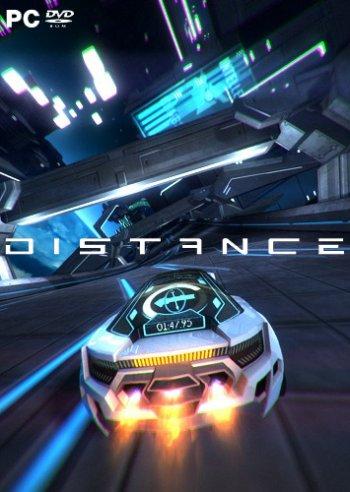 Distance (2018) PC | Лицензия