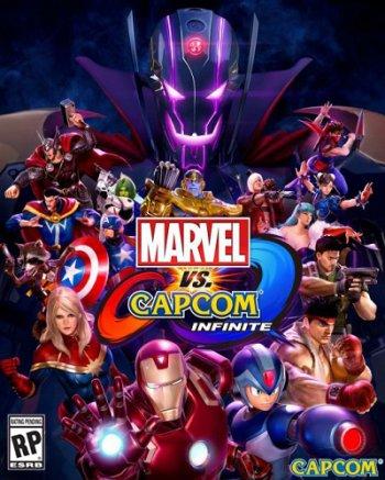 Marvel vs. Capcom: Infinite - Deluxe Edition (2017) PC | Лицензия