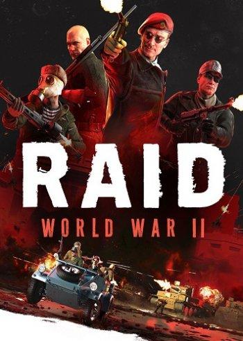 RAID: World War II - Special Edition [Update 15.1 + DLCs] (2017) PC | RePack от qoob