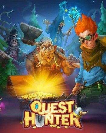 Quest Hunter [v 1.0.0s] (2019) PC   RePack от SpaceX