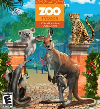 Zoo Tycoon: Ultimate Animal Collection (2018) PC   RePack от xatab