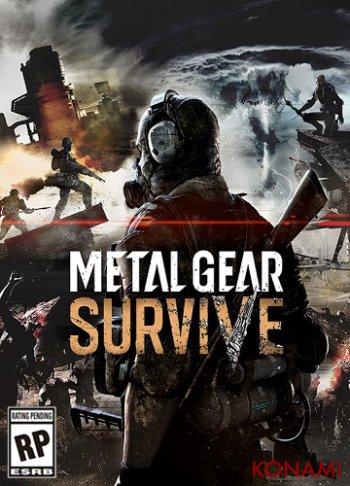 METAL GEAR SURVIVE (2018) PC   Лицензия