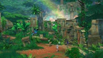 The Sims 4 Приключения в джунглях (2018)
