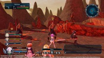 Cyberdimension Neptunia: 4 Goddesses Online (2018) PC   RePack от FitGirl