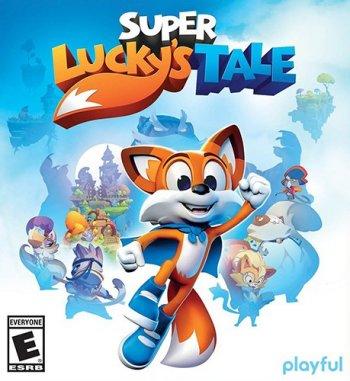 Super Lucky's Tale (2017) PC   RePack от xatab