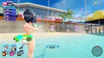 SENRAN KAGURA Peach Beach Splash (2018) PC | Лицензия