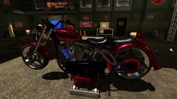 Motorbike Garage Mechanic Simulator (2018) PC | Лицензия
