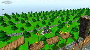 Moto Racing 3D (2018) PC | RePack от Other s