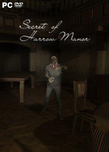 Secret of Harrow Manor (2018) PC | Лицензия