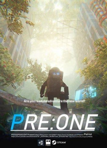 PRE:ONE (2018) PC   Лицензия