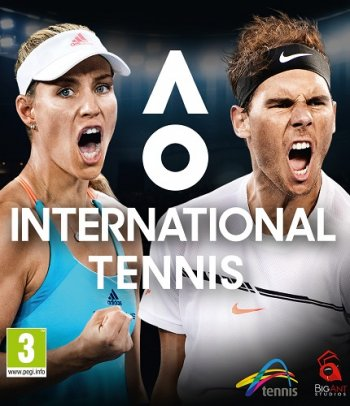 AO International Tennis (2018) PC | Пиратка