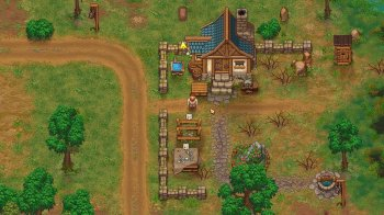 Graveyard Keeper [v 1.200 + DLC] (2018) PC | Лицензия