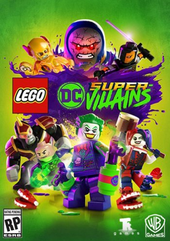 LEGO DC Super-Villains Deluxe Edition [v 1.0 + DLCs] (2018) PC | RePack от xatab