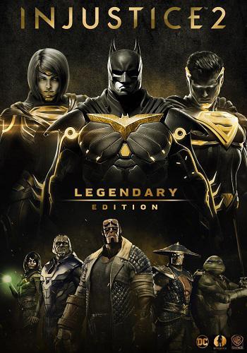 Injustice 2: Legendary Edition [Update 12 + DLCs] (2017) PC | Repack от xatab