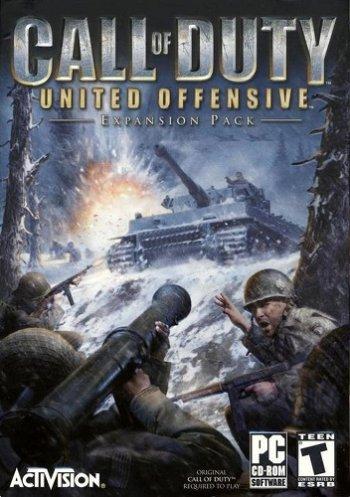 Call of Duty United Offensive (2004) PC   RePack от Canek77