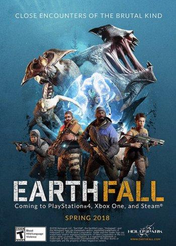 Earthfall (2018) PC | Repack от xatab