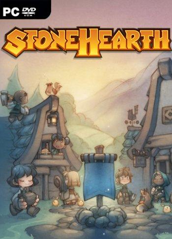 Stonehearth (2018) PC   Пиратка