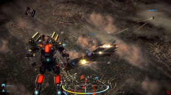 War Tech Fighters (2018) PC   Лицензия