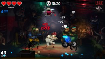 Chicken Assassin: Reloaded (2016) PC | Лицензия