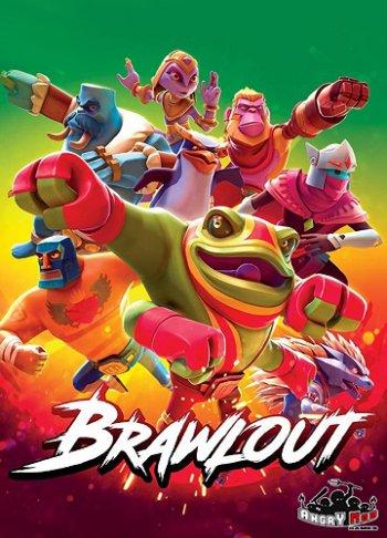 Brawlout (2018) PC   Лицензия