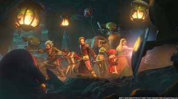 DRAGON QUEST XI: Echoes of an Elusive Age - Digital Edition of Light (2018) PC | Лицензия