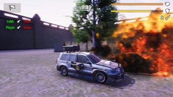 Strike Cars (2018) PC | Лицензия