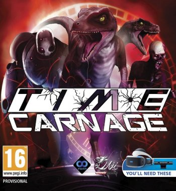 Time Carnage (2018) PC   Лицензия
