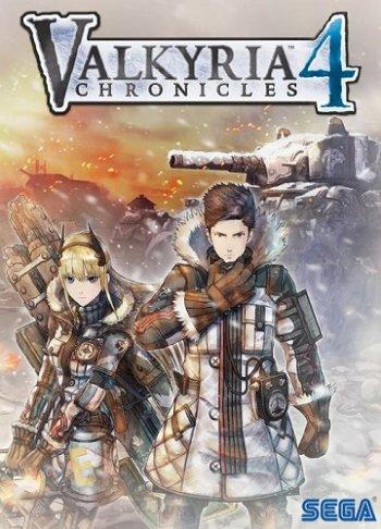 Valkyria Chronicles 4 (2018) PC | Лицензия