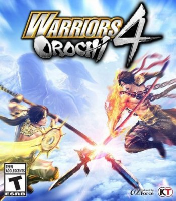 WARRIORS OROCHI 4 (2018) PC | Лицензия