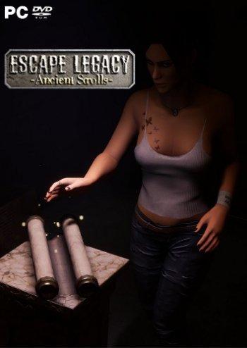 Escape Legacy: Ancient Scrolls (2018) PC | Лицензия