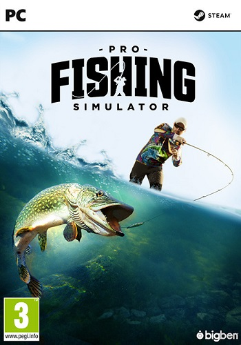 PRO FISHING SIMULATOR [v 1.1] (2018) PC   RePack от xatab