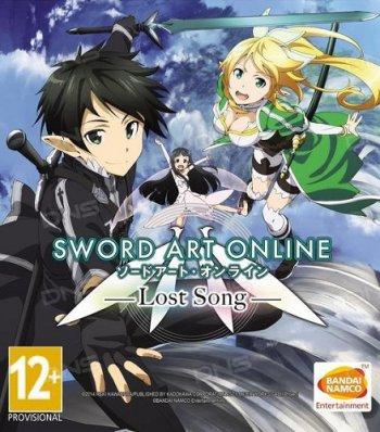 Sword Art Online: Lost Song (2018) PC | Лицензия