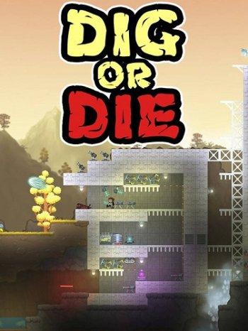 Dig or Die (2018) PC | Пиратка