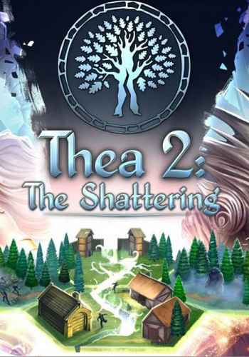 Thea 2: The Shattering [Build 0555 + DLC] (2019) PC   Лицензия