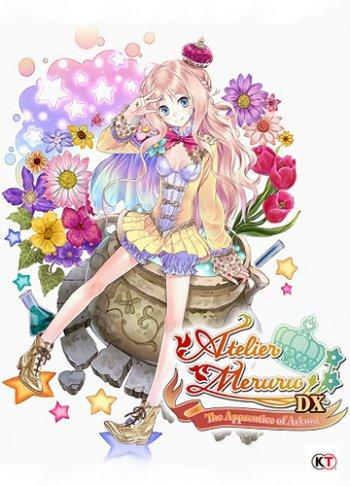 Atelier Meruru ~The Apprentice of Arland~ DX (2018) PC   Лицензия