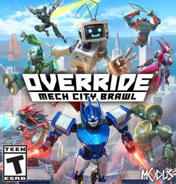 Override: Mech City Brawl (2018) PC | Пиратка