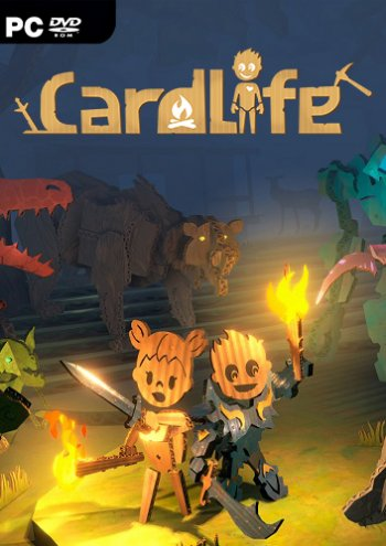 CardLife: Creative Survival (2018) PC | Early Access